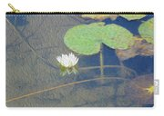 The Lotus Carry-all Pouch
