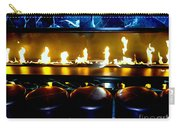 The Lounge Fireplace Carry-all Pouch
