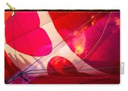 Hearts A' Fire - The Love Hot Air Balloon Carry-all Pouch