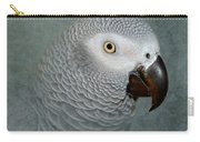 The Love Of A Gray Carry-all Pouch