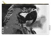 The Macaw Carry-all Pouch