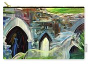 The Magic And Majesty Of Corfe Castle Carry-all Pouch