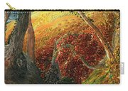 The Magic Apple Tree Carry-all Pouch by Samuel Palmer