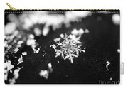 The Magic In A Snowflake Carry-all Pouch