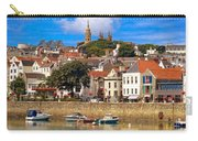 The Magic Of St. Peter Port In Guernsey Carry-all Pouch