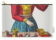 The Magician Tarot Card Carry-all Pouch