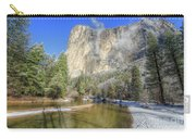 The Majestic El Capitan Yosemite National Park Carry-all Pouch