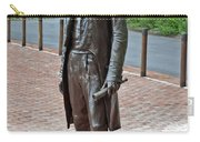 The Man Behind Monticello Carry-all Pouch