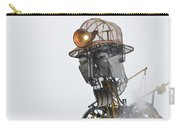 The Man Engine And His Man Carry-all Pouch