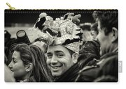 The Man In The Dragon Hat Carry-all Pouch