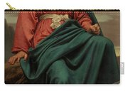 The Man Of Sorrows Carry-all Pouch