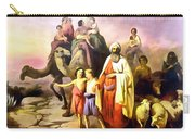 The March Of Abraham Carry-all Pouch