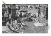 The March On Washington   At Washington Monument Grounds Carry-all Pouch