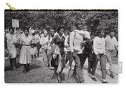 The March On Washington  Freedom Walkers Carry-all Pouch