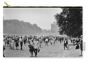 The March On Washington  Heading Home Carry-all Pouch