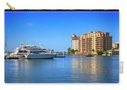 The Marina Sarasota Fl Carry-all Pouch