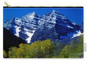 The Maroon Bells Aspen Colorado Carry-all Pouch