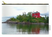 The Marquette Lighthouse Carry-all Pouch