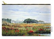 The Marsh In Bloom Carry-all Pouch