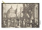 The Martyrdom Of Saint James Major Carry-all Pouch