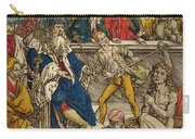 The Martyrdom Of St John Carry-all Pouch