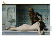 The Massage Carry-all Pouch by Edouard Debat-Ponsan