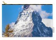 The Matterhorn Mountain Carry-all Pouch