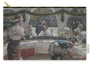 The Meal In The House Of The Pharisee Carry-all Pouch