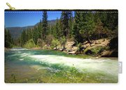The Merced River In Yosemite Carry-all Pouch
