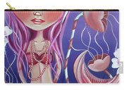 The Mermaid's Garden Carry-all Pouch