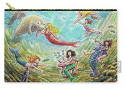 The Mermaids Of Weeki Wachee State Park Carry-all Pouch