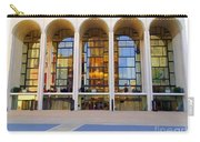 The Metropolitan Opera House Carry-all Pouch