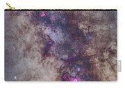 The Milky Way Around The Small Carry-all Pouch