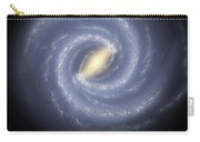 The Milky Way Galaxy Carry-all Pouch