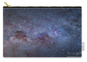 The Milky Way Through Carina And Crux Carry-all Pouch