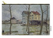 The Mills At Moret Sur Loing Carry-all Pouch