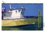 The Miss Pass A Grille Carry-all Pouch