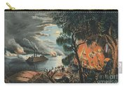 The Mississippi In Time Of War, 1865  Carry-all Pouch