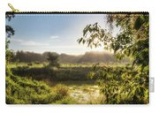 The Mists Of The Morning Carry-all Pouch