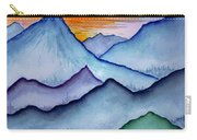 The Misty Mountains Carry-all Pouch