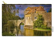 The Moat At Leeds Castle Carry-all Pouch