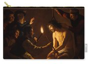 The Mocking Of Christ Carry-all Pouch