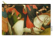 The Mocking Of Saint Thomas Carry-all Pouch
