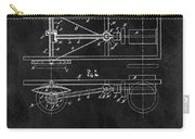 The Model T Patent Carry-all Pouch