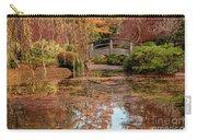 The Monet Bridge Carry-all Pouch