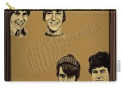 The Monkees  Carry-all Pouch