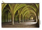 The Monks Cellarium, Fountains Abbey.  Carry-all Pouch