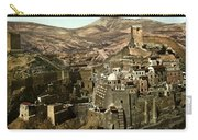 The Monstery Of Mar Saba Carry-all Pouch