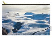 The Monte Rosa Glacier In Switzerland Carry-all Pouch