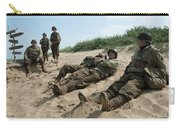 The Monuments Men Carry-all Pouch